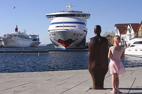 Cultural events and lots of cruise ships - welcome to Stavanger